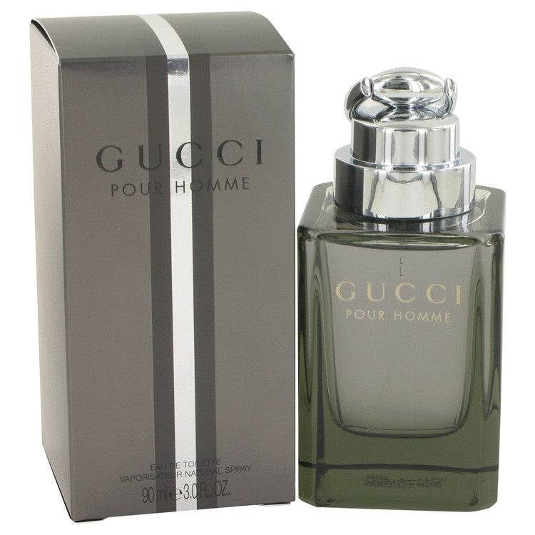 Gucci (New) by Gucci Eau De Toilette Spray 3 oz for Men - rangoutlet.com