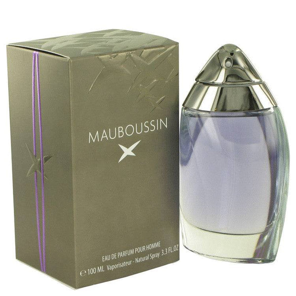 MAUBOUSSIN by Mauboussin Eau De Parfum Spray 3.4 oz for Men - rangoutlet.com