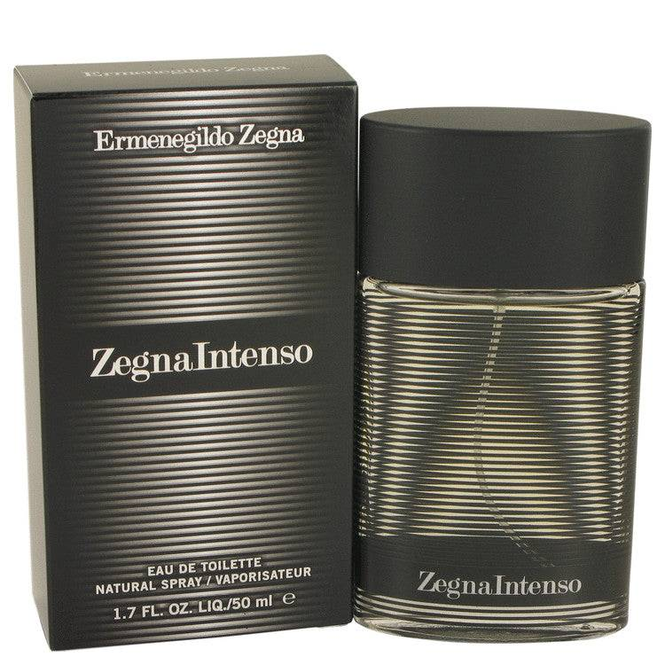 Zegna Intenso by Ermenegildo Zegna Eau De Toilette Spray 1.7 oz for Men - rangoutlet.com