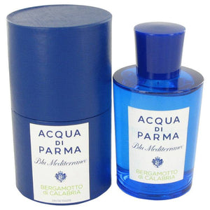 Blu Mediterraneo Bergamotto Di Calabria by Acqua Di Parma Eau De Toilette Spray 5 oz for Women - rangoutlet.com