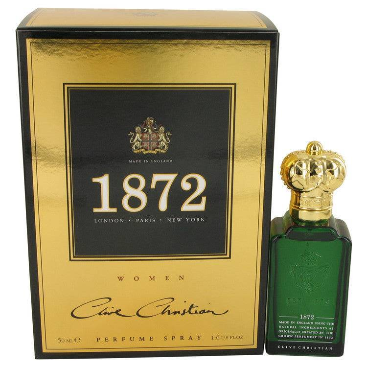 Clive Christian 1872 by Clive Christian Perfume Spray 1.6 oz for Women - rangoutlet.com
