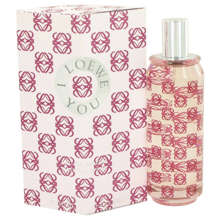 I Loewe You by Loewe Eau De Parfum Spray 3.4 oz for Women - rangoutlet.com