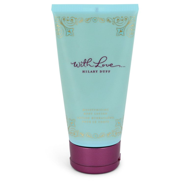 With Love by Hilary Duff Body Lotion 5 oz for Women - rangoutlet.com