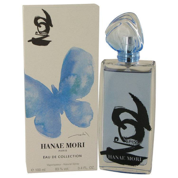 Hanae Mori Eau De Collection No 2 by Hanae Mori Eau De Toilette Spray 3.4 oz for Women