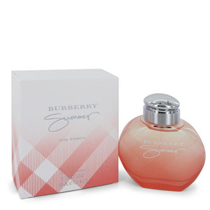 Burberry Summer by Burberry Eau De Toilette Spray (2011) 3.4 oz for Women - rangoutlet.com