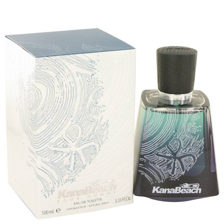 Kanabeach by Kanabeach Eau De Toilette Spray 3.4 oz for Men - rangoutlet.com