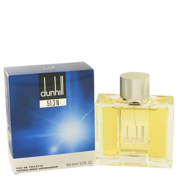 Dunhill 51.3N by Alfred Dunhill Eau De Toilette Spray 3.3 oz for Men