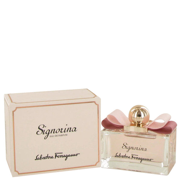 Signorina by Salvatore Ferragamo Eau De Parfum Spray 3.4 oz for Women