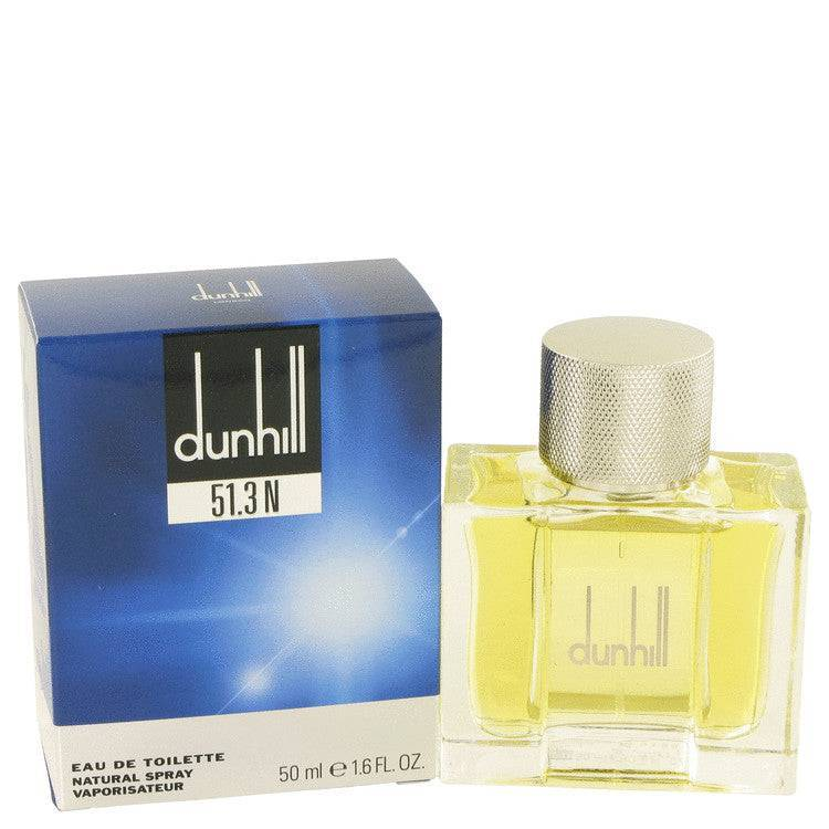 Dunhill 51.3N by Alfred Dunhill Eau De Toilette Spray 1.7 oz for Men - rangoutlet.com