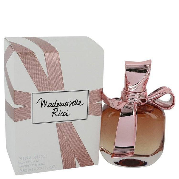 Mademoiselle Ricci by Nina Ricci Eau De Parfum Spray 2.7 oz for Women - rangoutlet.com