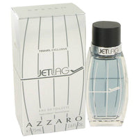Azzaro Jetlag by Azzaro Eau De Toilette Spray 2.6 oz for Men