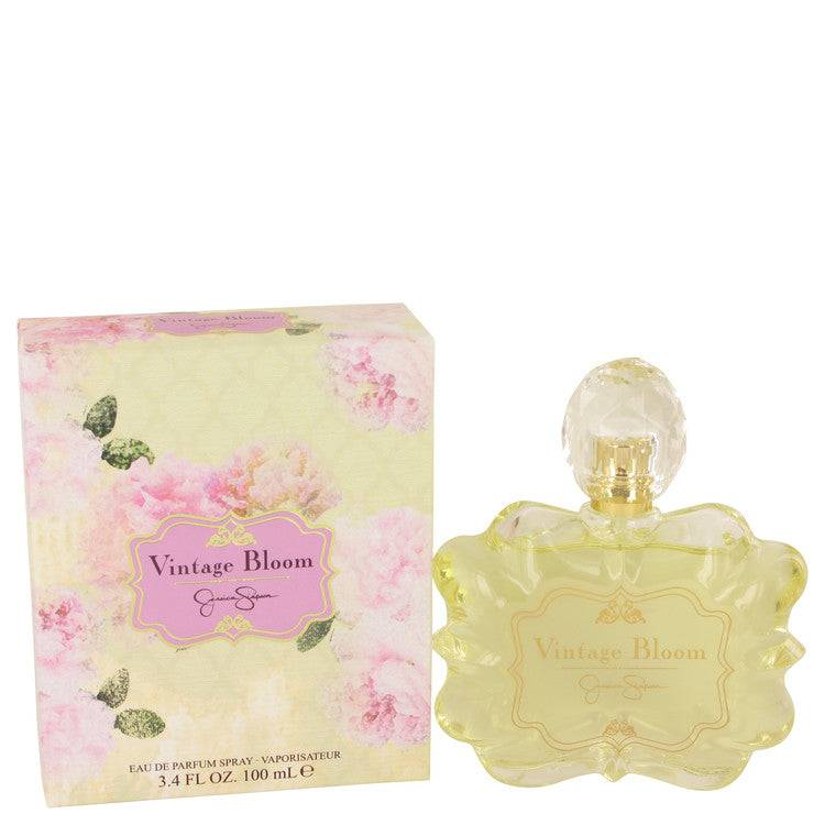 Jessica Simpson Vintage Bloom by Jessica Simpson Eau De Parfum Spray 3.4 oz for Women - rangoutlet.com