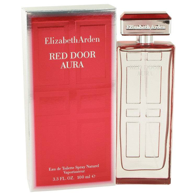 Red Door Aura by Elizabeth Arden Eau De Toilette Spray 3.4 oz for Women - rangoutlet.com