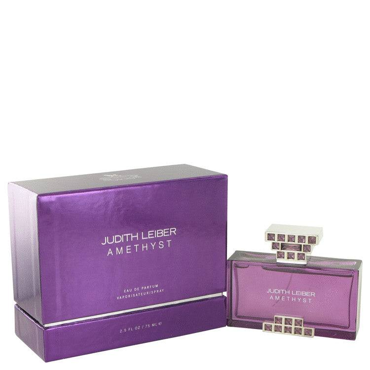 Judith Leiber Amethyst by Judith Leiber Eau De Parfum Spray 2.5 oz for Women - rangoutlet.com