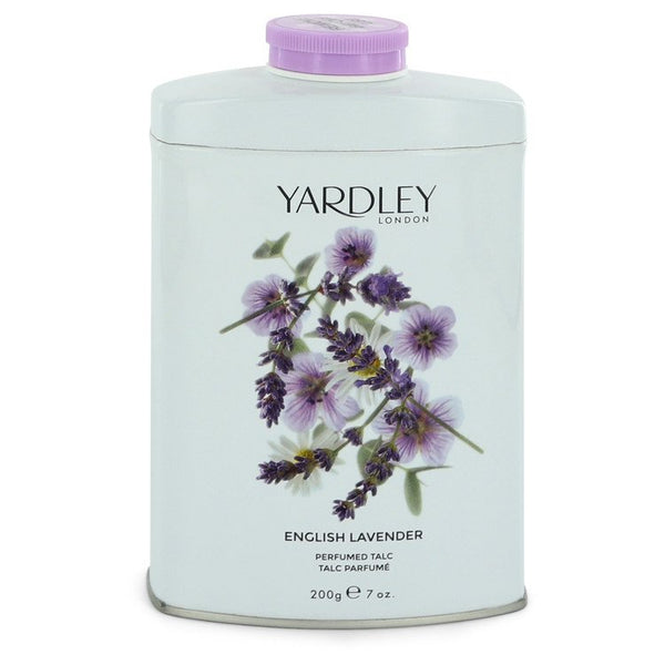 English Lavender by Yardley London Talc 7 oz for Women