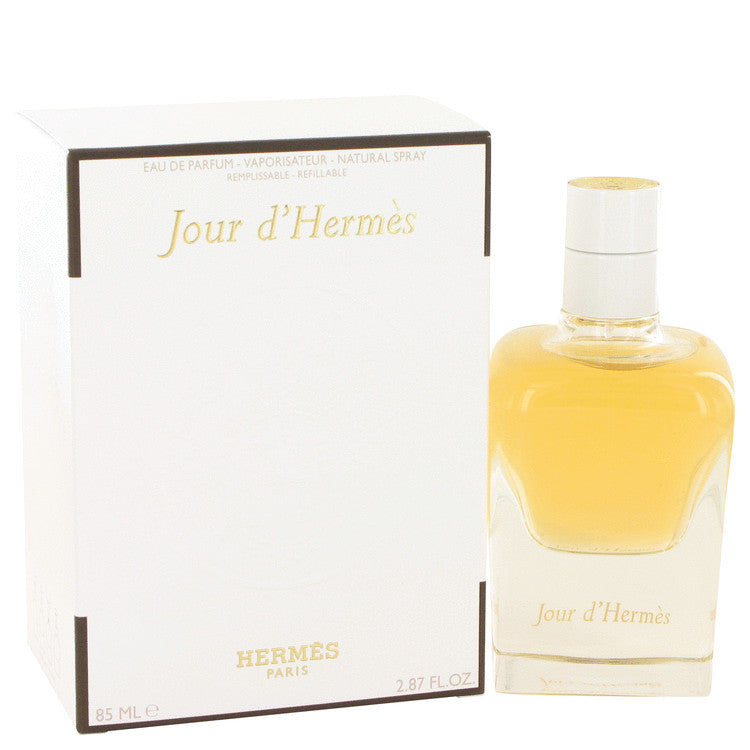 Jour D'Hermes by Hermes Eau De Parfum Spray Refillable 2.87 oz for Women - rangoutlet.com