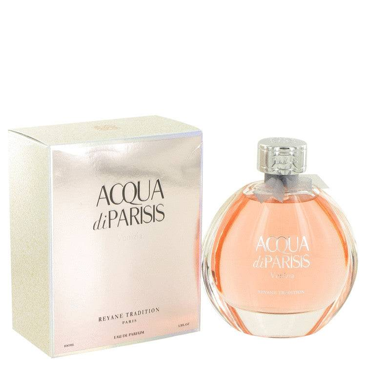 Acqua di Parisis Venizia by Reyane Tradition Eau De Parfum Spray 3.3 oz for Women - rangoutlet.com