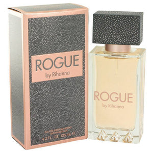 Rihanna Rogue by Rihanna Eau De Parfum Spray 4.2 oz for Women - rangoutlet.com