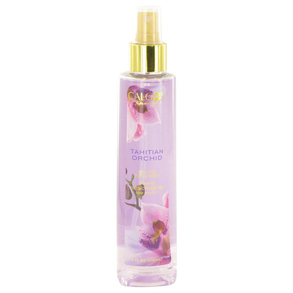 Calgon Take Me Away Tahitian Orchid by Calgon Body Mist 8 oz for Women