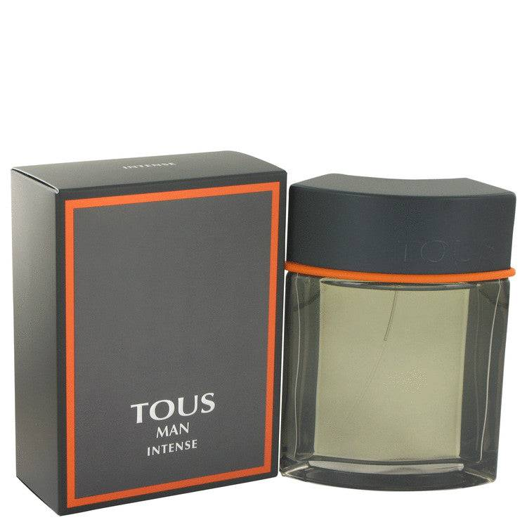 Tous Man Intense by Tous Eau De Toilette Spray 3.4 oz for Men - rangoutlet.com