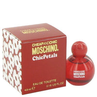 Cheap & Chic Petals by Moschino Mini EDT .15 oz for Women