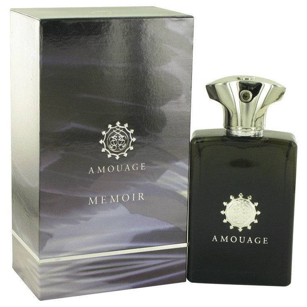 Amouage Memoir by Amouage Eau De Parfum Spray 3.4 oz for Men - rangoutlet.com