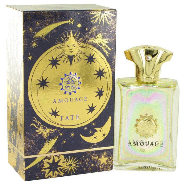 Amouage Fate by Amouage Eau De Parfum Spray 3.4 oz for Men - rangoutlet.com