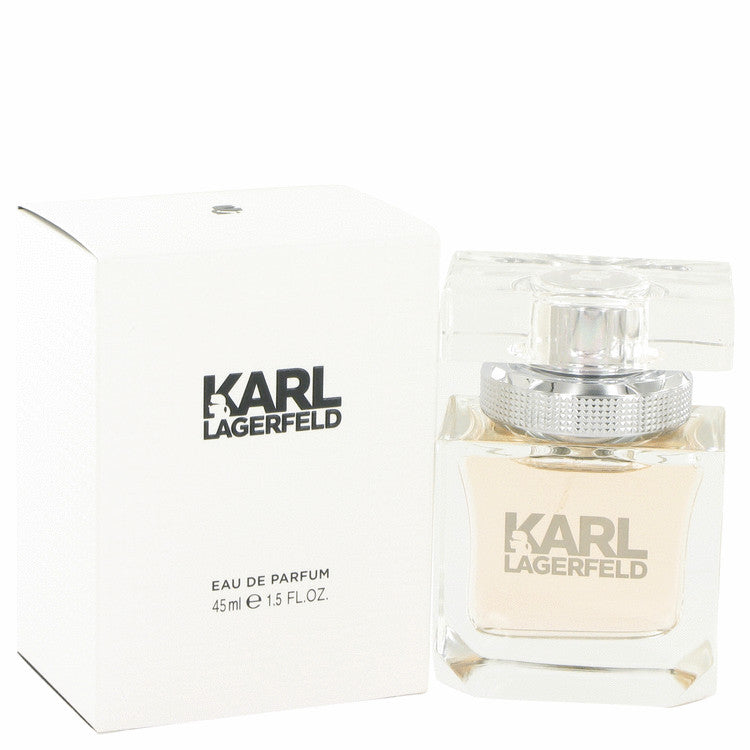 Karl Lagerfeld by Karl Lagerfeld Eau De Parfum Spray 1.5 oz for Women - rangoutlet.com