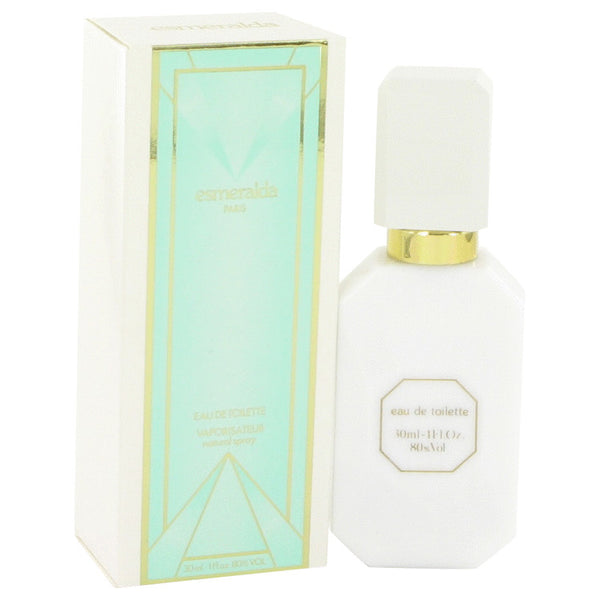 Esmeralda by Parfums Esmeralda Eau De Toilette Spray 1 oz for Women - rangoutlet.com