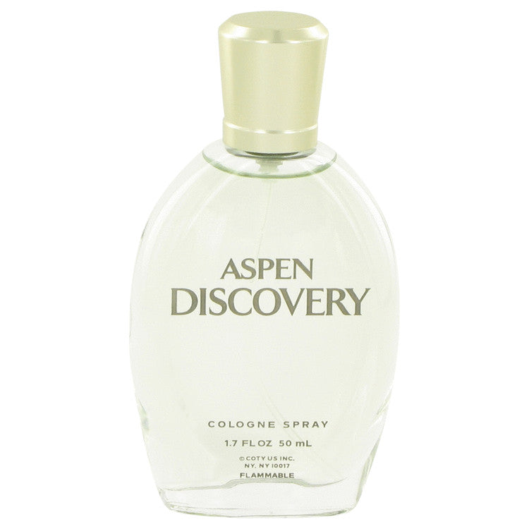 Aspen Discovery by Coty Cologne Spray (unboxed) 1.7 oz for Men - rangoutlet.com