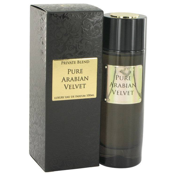 Private Blend Pure Arabian Velvet by Chkoudra Paris Eau De Parfum Spray 3.4 oz for Women