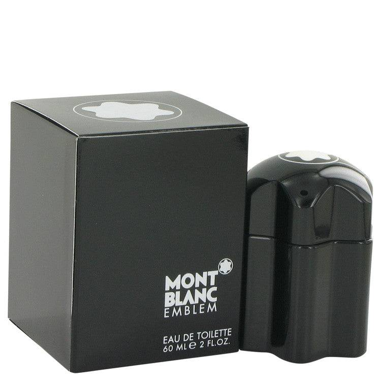 Montblanc Emblem by Mont Blanc Eau De Toilette Spray 2 oz for Men - rangoutlet.com