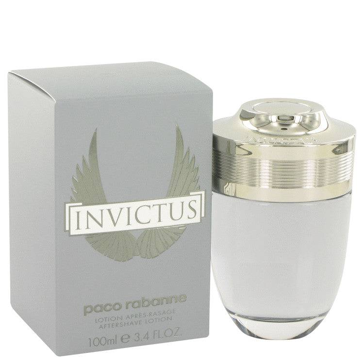 Invictus by Paco Rabanne After Shave 3.4 oz for Men