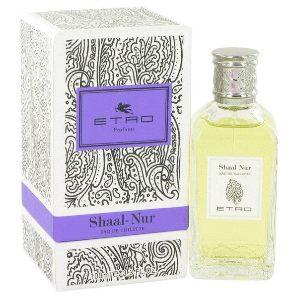 Shaal Nur by Etro Eau De Toilette Spray (Unisex) 3.4 oz for Women - rangoutlet.com
