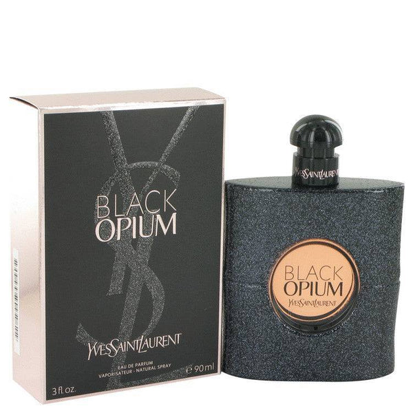 Black Opium by Yves Saint Laurent Eau De Parfum Spray 3 oz for Women