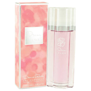 Oscar Flor by Oscar De La Renta Eau De Parfum Spray 3.4 oz for Women - rangoutlet.com