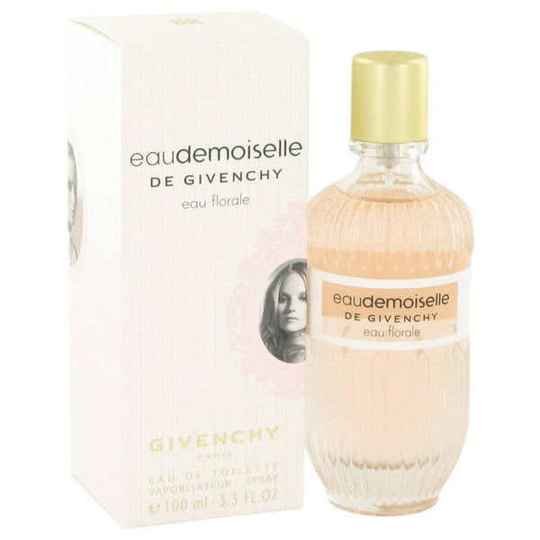 Eau demoiselle Eau Florale by Givenchy Eau De Toilette Spray (2012) 3.3 oz for Women - rangoutlet.com