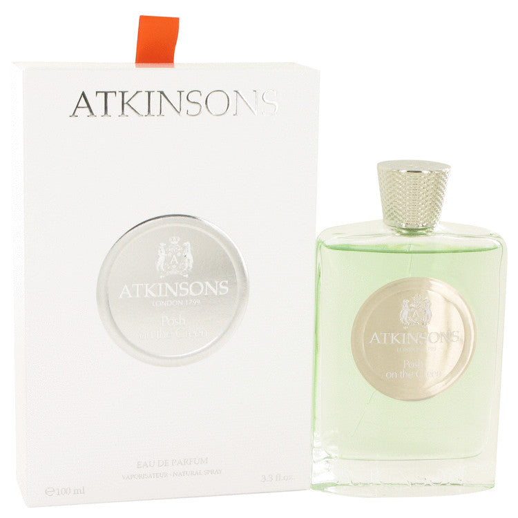 Posh on the Green by Atkinsons Eau De Parfum Spray 3.3 oz for Women - rangoutlet.com