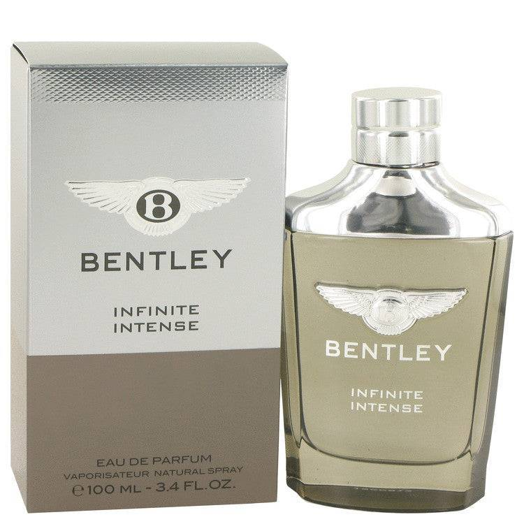 Bentley Infinite Intense by Bentley Eau De Parfum Spray 3.4 oz for Men - rangoutlet.com