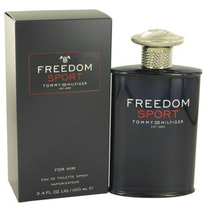 Freedom Sport by Tommy Hilfiger Eau De Toilette Spray 3.4 oz for Men - rangoutlet.com