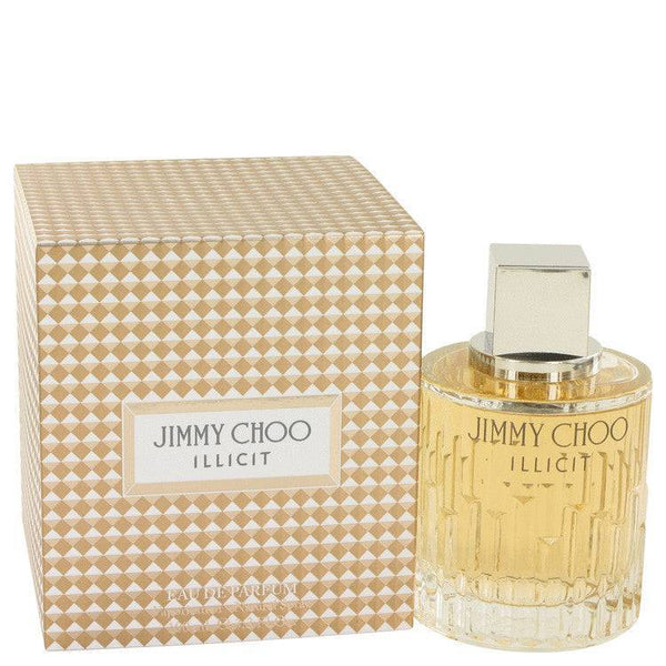 Jimmy Choo Illicit by Jimmy Choo Eau De Parfum Spray 3.3 oz for Women