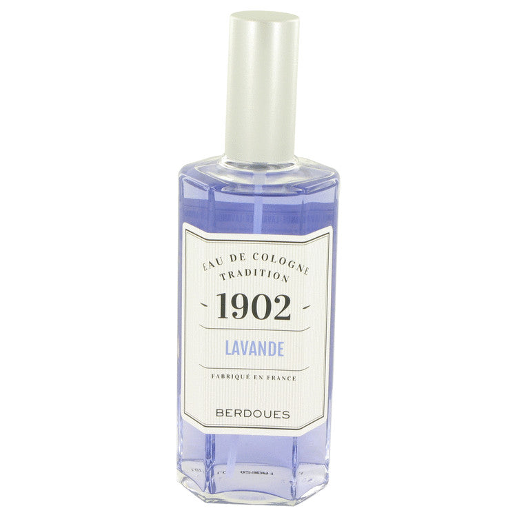 1902 Lavender by Berdoues Eau De Cologne Spray 4.2 oz for Men