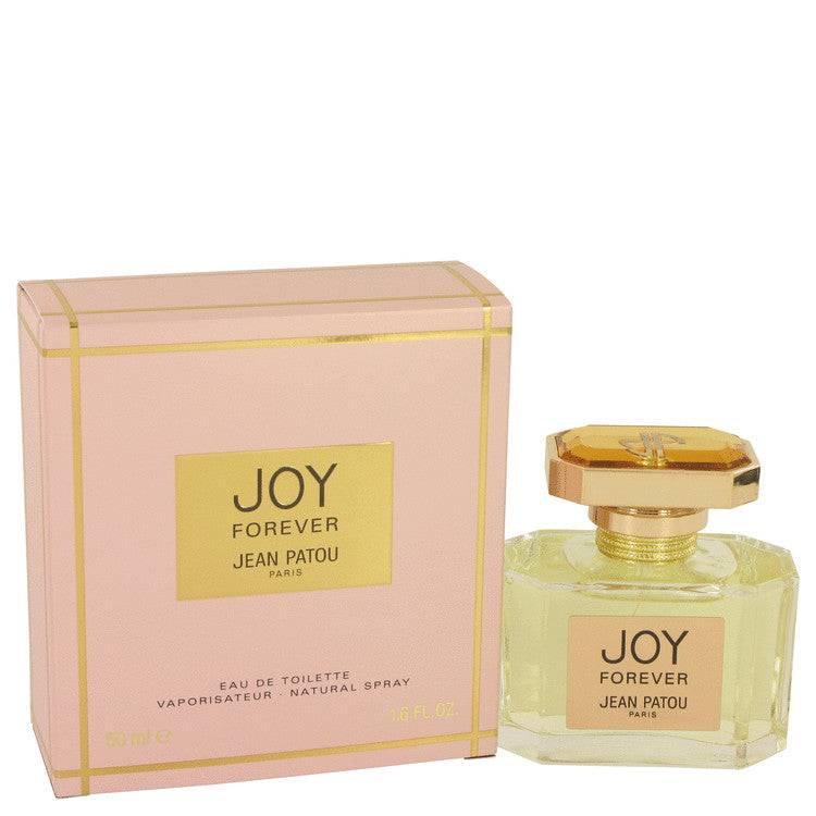 Joy Forever by Jean Patou Eau De Toilette Spray 1.7 oz for Women - rangoutlet.com