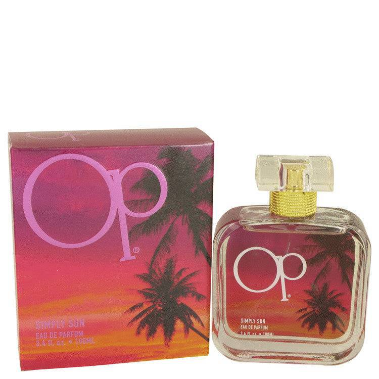 Simply Sun by Ocean Pacific Eau De Parfum Spray 3.4 oz for Women - rangoutlet.com