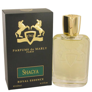 Shagya by Parfums de Marly Eau De Parfum Spray 4.2 oz for Men - rangoutlet.com