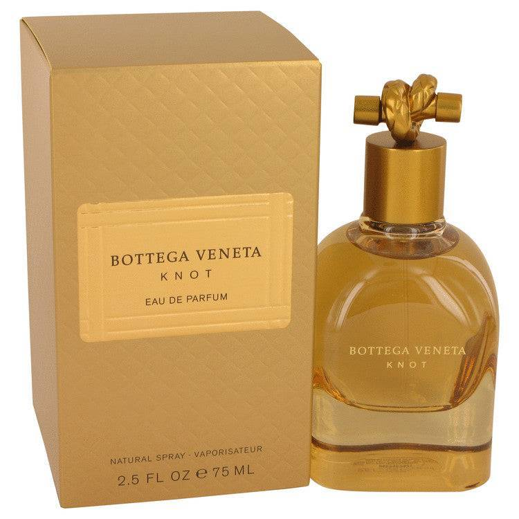 Knot by Bottega Veneta Eau De Parfum Spray 2.5 oz for Women - rangoutlet.com