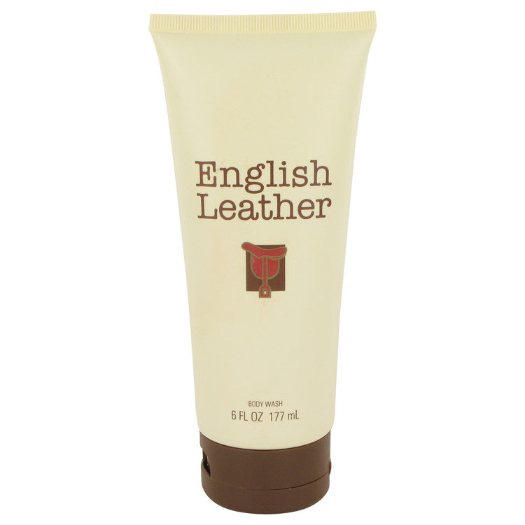 ENGLISH LEATHER by Dana Body Wash 6 oz for Men - rangoutlet.com