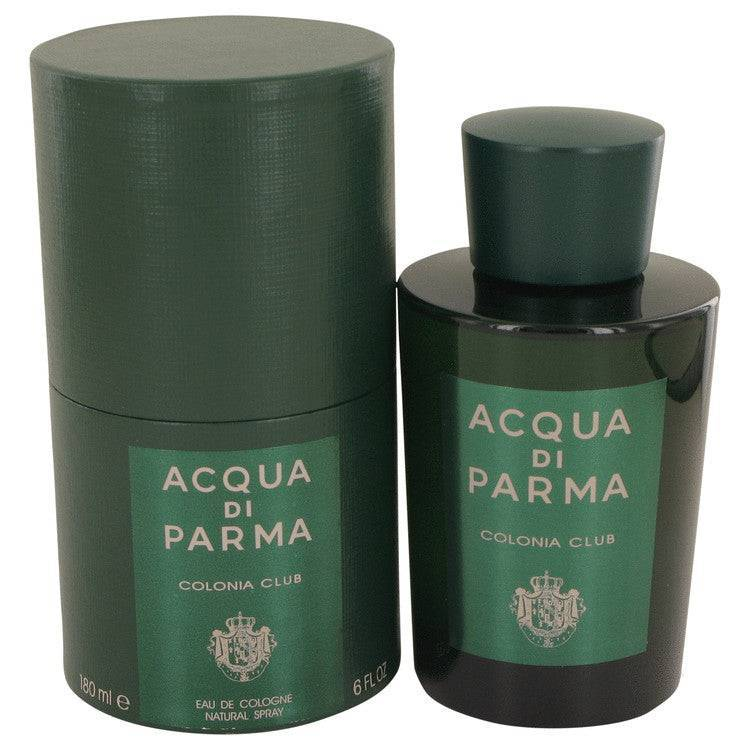 Acqua Di Parma Colonia Club by Acqua Di Parma Eau De Cologne Spray 6 oz for Men - rangoutlet.com
