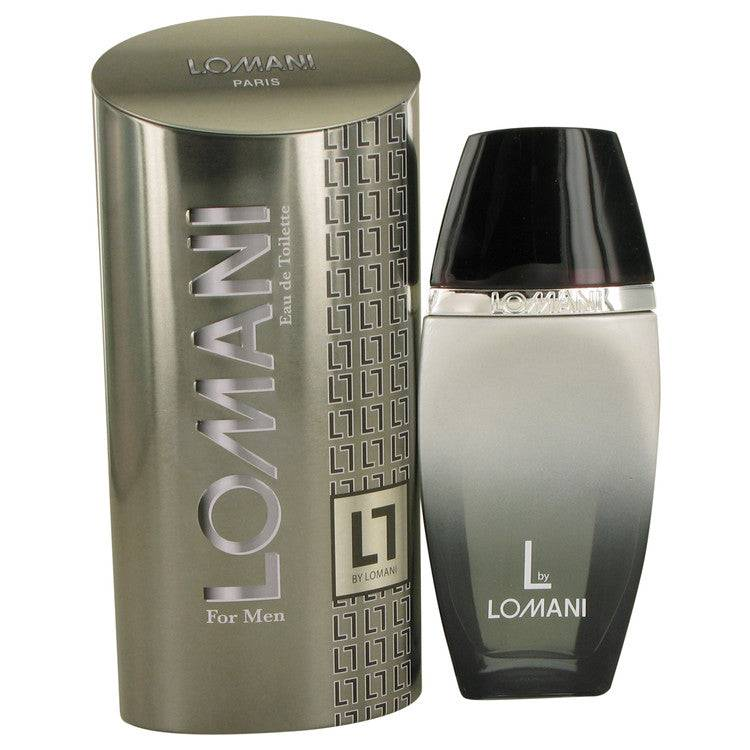 Lomani L by Lomani Eau De Toilette Spray 3.4 oz for Men