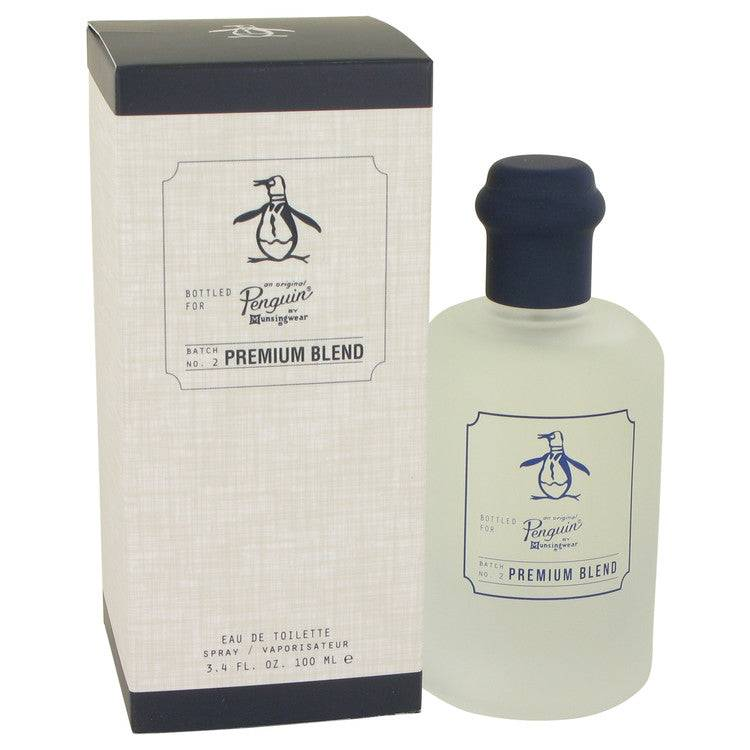 Original Penguin Premium Blend by Original Penguin Eau De Toilette Spray 3.4 oz for Men - rangoutlet.com